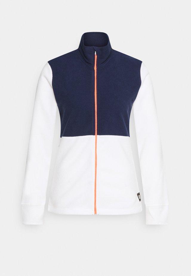 CLIME - Fleece jacket - dark blue
