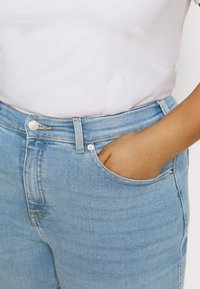 Dr.Denim Plus - LEXY - Jeans Skinny Fit - icicle blue ripped - 4