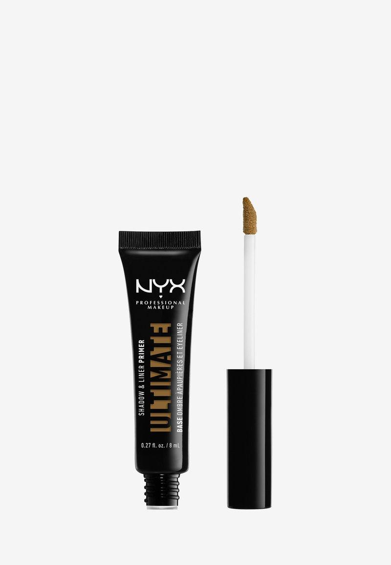 Nyx Professional Makeup - ULTIMATE SHADOW & LINER PRIMER - Primer - 04 deep