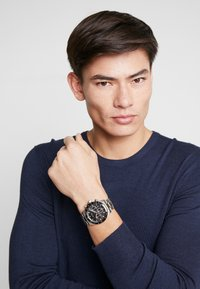 BOSS - Chronograph watch - silver-coloured - 1