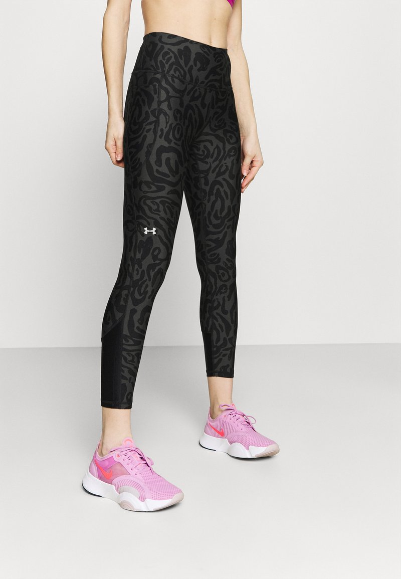 Under Armour - ANKLE LEG - Leggings - black