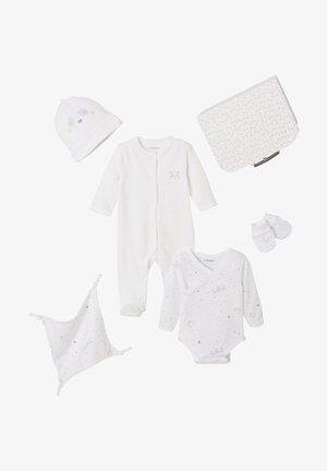 Baby gifts - weiß bedruckt