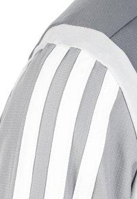 adidas Performance - TIRO 19 PRESENTATION TRACK TOP - Kurtka sportowa - grey/white - 3