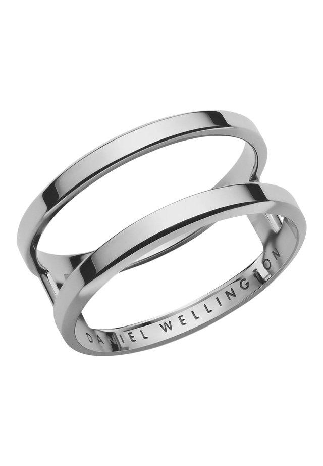 ELAN DUAL - Ring - silver