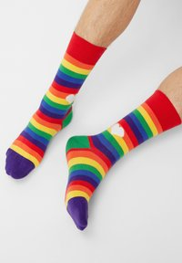 Natural Vibes - Socks - red - 1