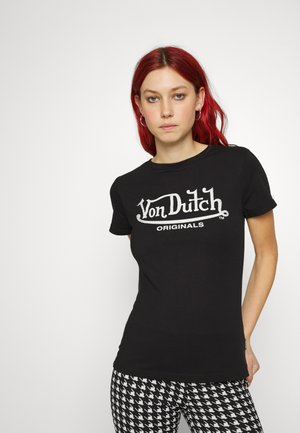 ALEXIS - T-shirt print - black