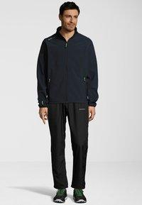 Whistler - DUBLIN - Soft shell jacket - navy - 1