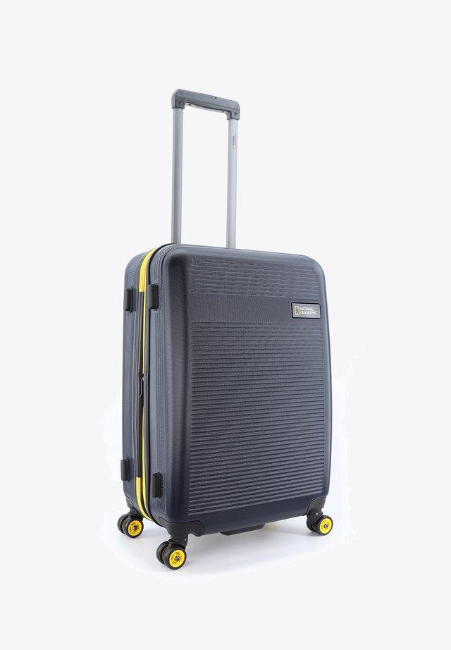 AERODROME - Wheeled suitcase - blau