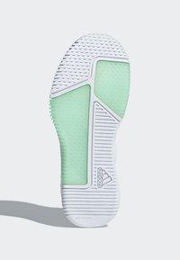 adidas Performance - CRAZYTRAIN ELITE - Treningssko - white, turquoise - 4