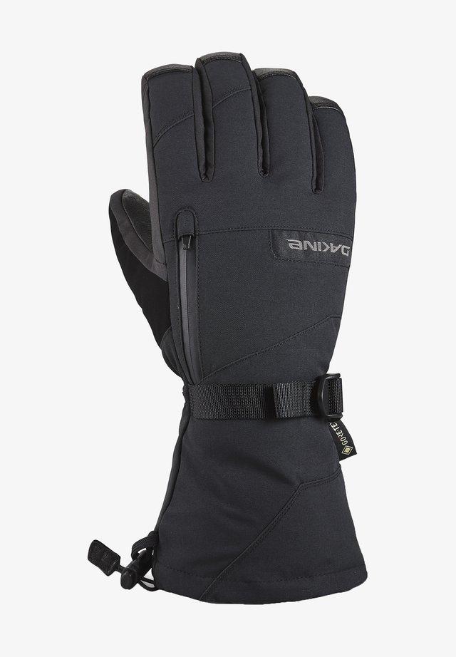 LTHR TITAN GORE-TEX - Gloves - black