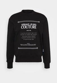 Versace Jeans Couture - Felpa - nero - 4