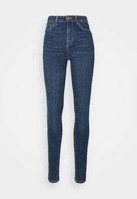 Vero Moda Tall - VMSOPHIA  - Jeans Skinny Fit - dark blue denim - 3