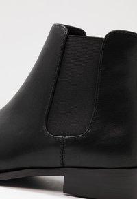 Bianco - BFBELENE CLASSIC  - Ankle Boot - black - 2