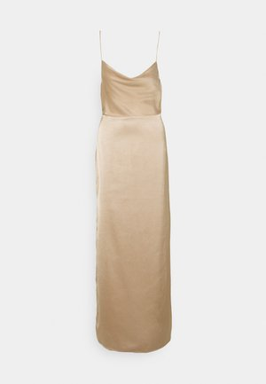 DRESS - Cocktail dress / Party dress - sand