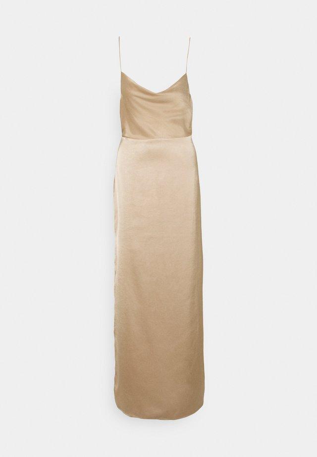 DRESS - Robe de soirée - sand