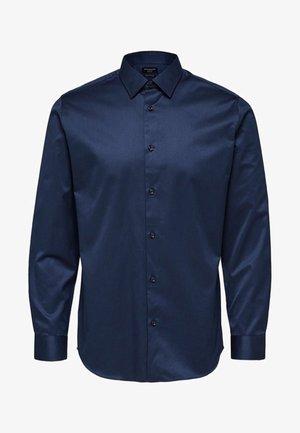 SLHSLIMPEN - Koszula biznesowa - blue