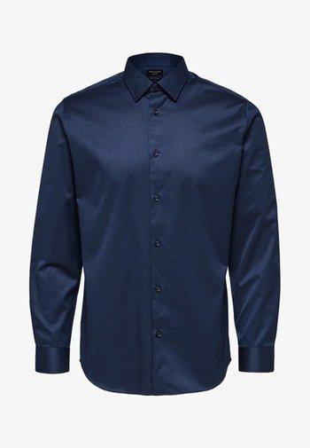 SLHSLIMPEN - Kostymskjorta - blue