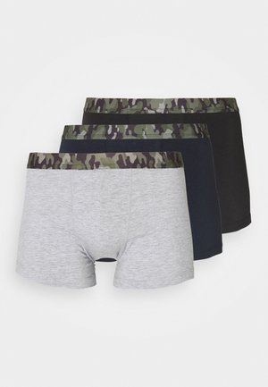 Pants - black/dark grey