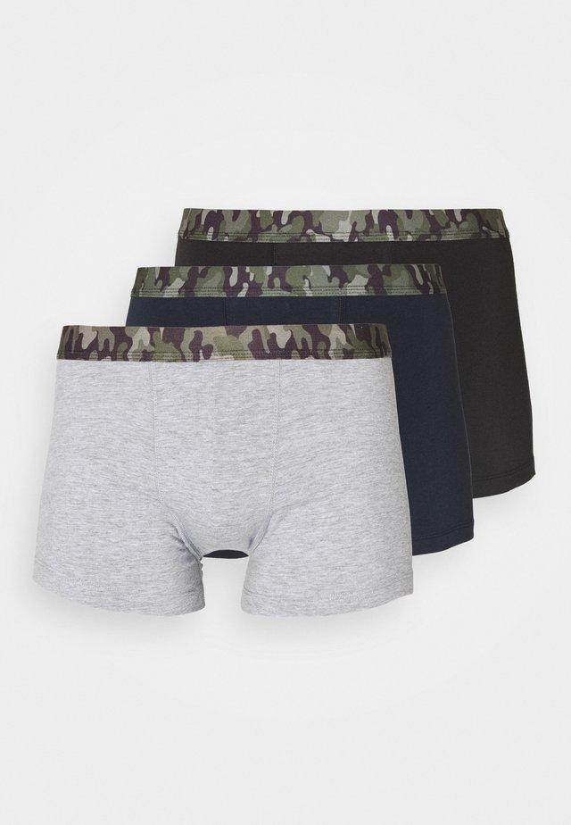Panty - black/dark grey