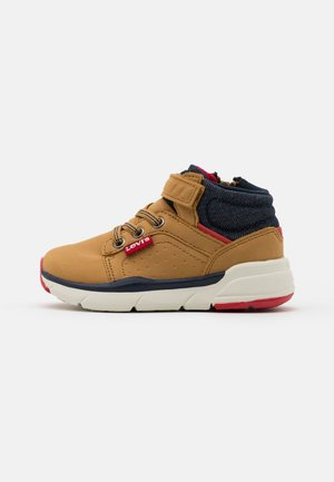 NEW ASPEN MID - Sneakers high - camel