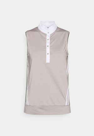 CADENCE  - Polo shirt - sandy
