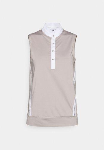CADENCE  - Polo shirt - sandy