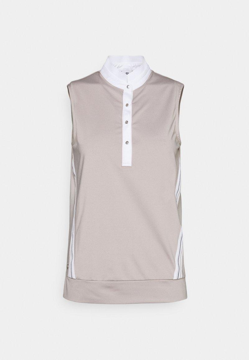 Daily Sports - CADENCE  - Polo shirt - sandy