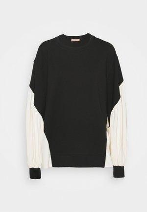 FELPA - Sweatshirt - nero/neve