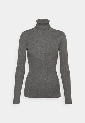TURTLE NECK - Jumper - lexington grey heather