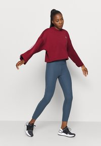 adidas Performance - CREW - Long sleeved top - legred - 1