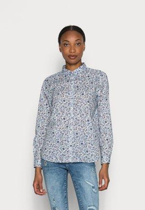 CAMISA LIBERTY ORGANI - Button-down blouse - multicoloured