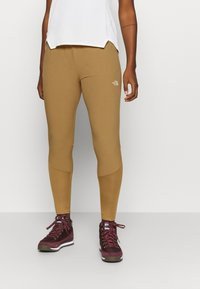 The North Face - ACTIVE TRAIL HYBRID PANT - Bukser - moab khaki - 0