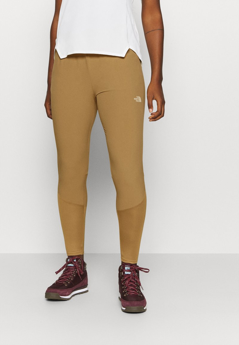 The North Face - ACTIVE TRAIL HYBRID PANT - Bukser - moab khaki