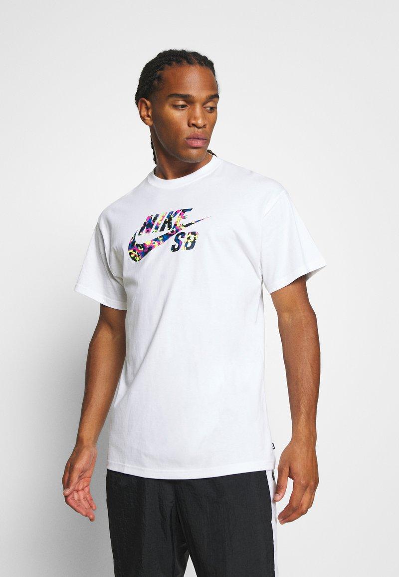 Nike SB - T-shirts print - white