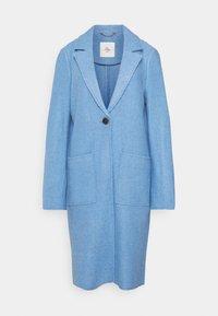 s.Oliver - Klasyczny płaszcz - light blue - 0
