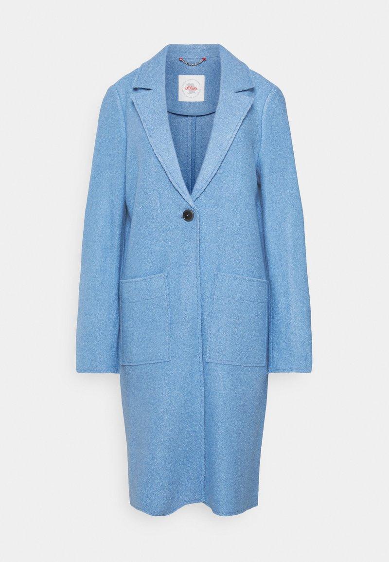 s.Oliver - Klasyczny płaszcz - light blue