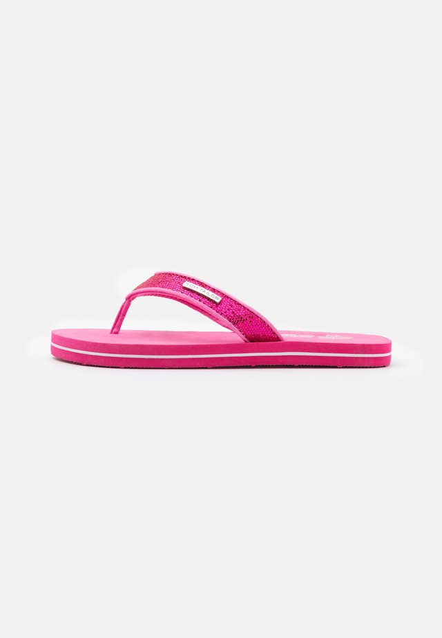 Sandalias de dedo - pink
