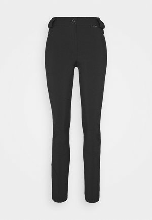 DORAL - Pantalons outdoor - black