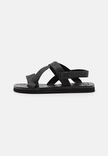SAKE - Sandals - nero