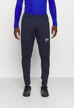 CHALLENGER TRAINING PANT - Tracksuit bottoms - midnight navy/white