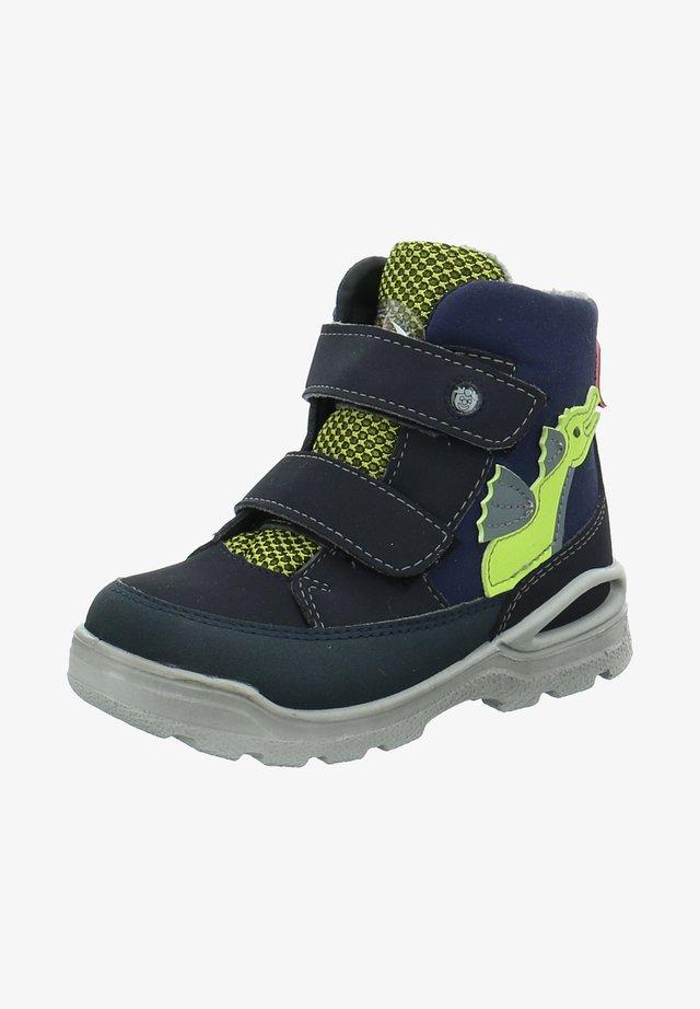 Boots - blau
