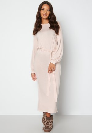 AMIRA - Jumper dress - beige