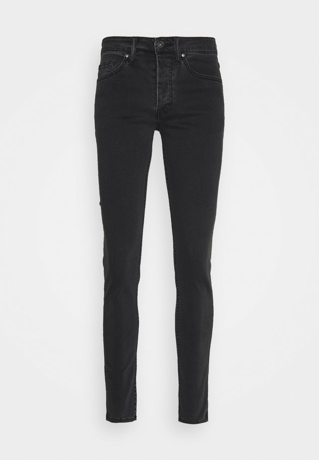 ROBIN - Slim fit jeans - black