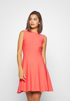 DRESS - Jumper dress - solar