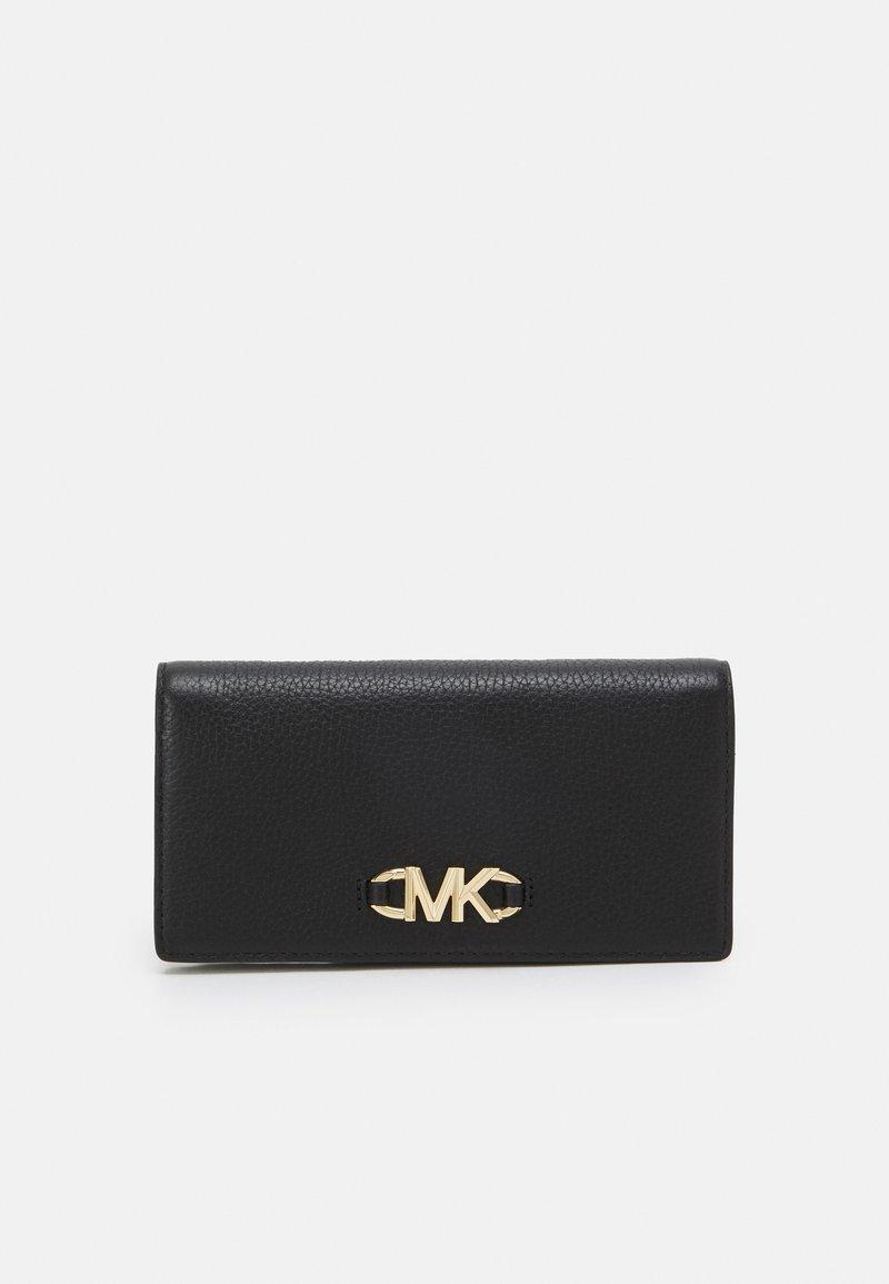 MICHAEL Michael Kors - IZZY SLIM WALLET - Wallet - black