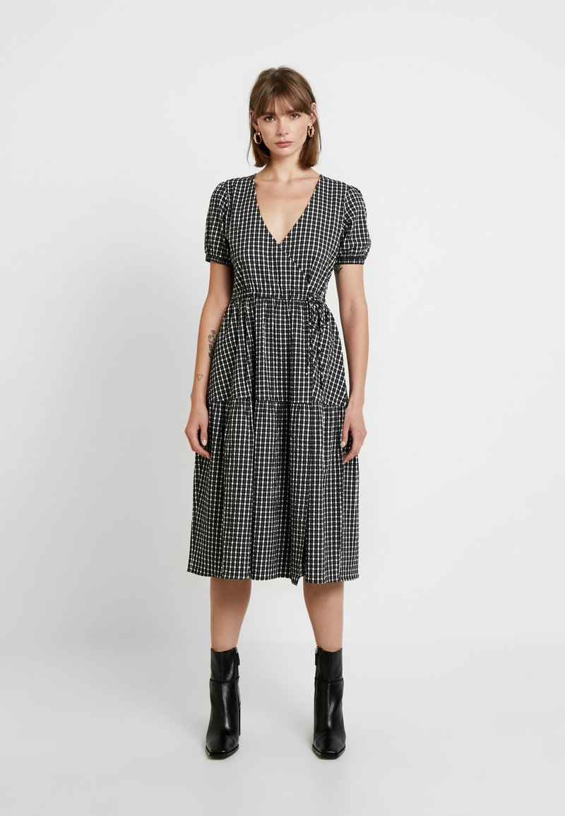 Envii - ENHAZEL DRESS - Day dress - timber