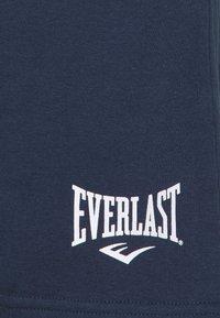 Everlast - Sportovní kraťasy - navy - 2