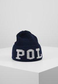 Polo Ralph Lauren - HAT APPAREL ACCESSORIES - Bonnet - real navy - 0