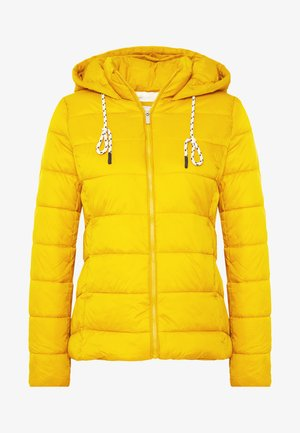 ACOLCHADA LIGHT WEIGHT - Chaqueta de invierno - yellows