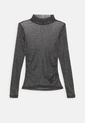 FRANCESCO  - Camiseta de manga larga - black